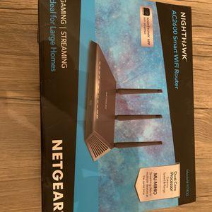 NETGEAR Nighthawk AC2600 Smart WiFi Router $125 OBO for Sale in Pico Rivera, CA