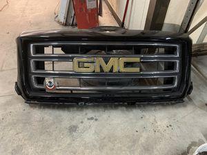 2014 GMC Sierra grille for Sale in Corpus Christi, TX