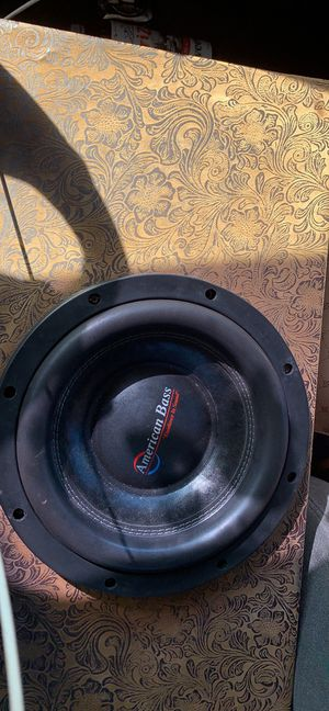 Sub an amp for Sale in Palm Bay, FL