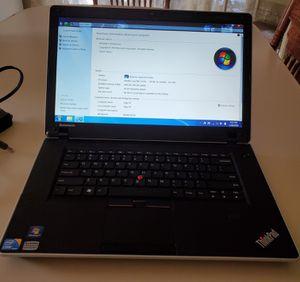 Lenovo Thinkpad edge for Sale in Medford Lakes, NJ