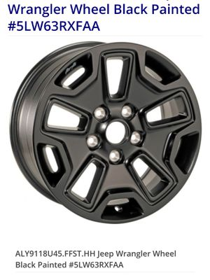 5 Jeep Wheels for Sale in Westminster, CO