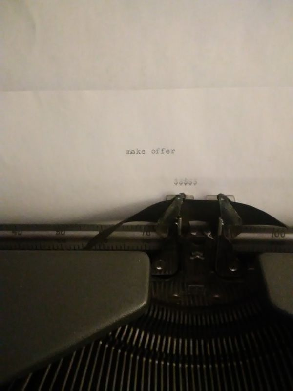 Smith-Corona Electra 120 Electric typewriter