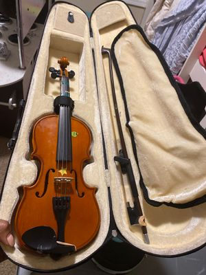 Suzuki practice violin (2) Cecilio with case for Sale in Duluth, GA