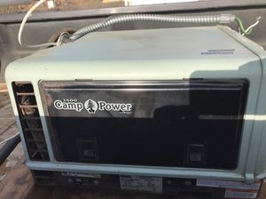 Propane LP onan camp power 2500 rv generator for Sale in Chula Vista, CA