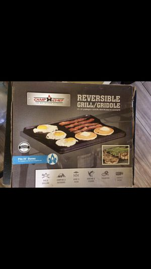 Reversible Grill 50$ or OBO for Sale in El Monte, CA