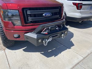 F150 Winch and Winch Mount for Sale in Goodyear, AZ