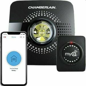 Brand New - MyQ Smart Garage Door Opener Chamberlain Wireless & Wi-Fi enabled Garage Hub with Smartphone Control, 1 Pack, Black for Sale in Newport Beach, CA
