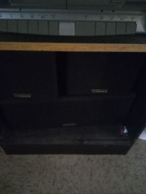 Fisher stereo surround sound system for Sale in Tulare, CA