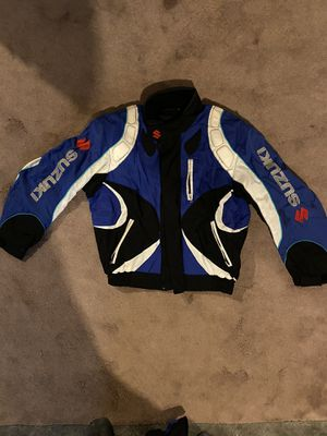Suzuki motorcycle 🏍 jacket Mens size XL for Sale in Plainfield, IL
