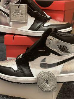 Jordan 1 Silver Toe Sz 7,8,9,9.5,10,12 (w) for Sale in Woodbridge,  VA