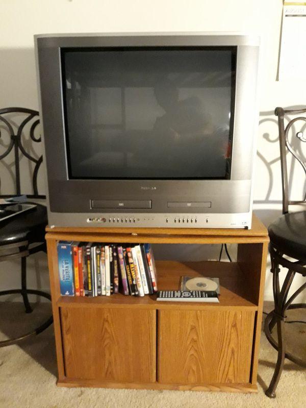 Toshiba dvd/ VHS Combo