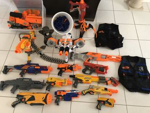 Nerf guns for Sale in Wellington, FL