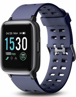 Touchscreen smart watch fitness tracker for Sale in Huntington Beach, CA