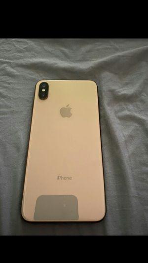 iPhone Xs max for Sale in Ben Lomond, CA