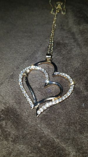 Gold Heart Chain for Sale in Glastonbury, CT