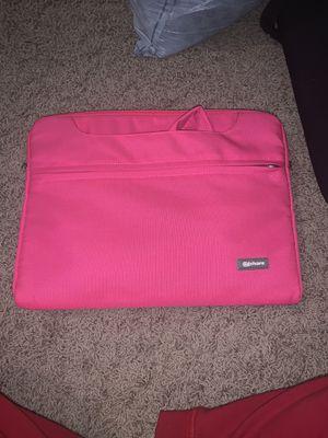 Pink medium laptop Case for Sale in North Las Vegas, NV