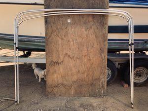 Aluminum frame for boat biminy top for Sale in Lakeside, CA
