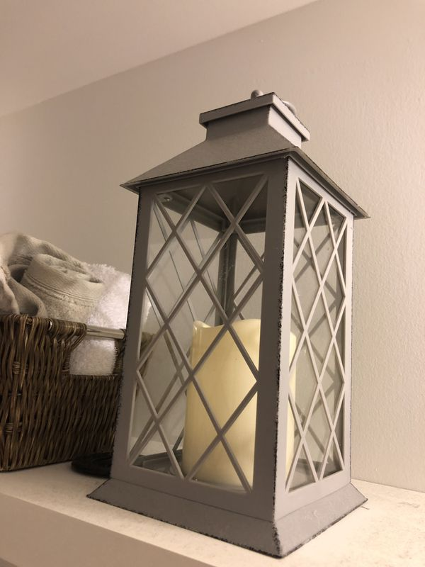 FREE - Fake Lantern (For Pickup Only)
