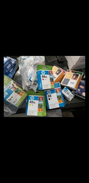 HP TONER INK CARTRIDGE BRAND NEW OEM HP all 25 for 30 dollars for Sale in San Francisco, CA