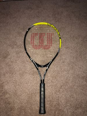Wilson men's tennis racket for Sale in Baltimore, MD