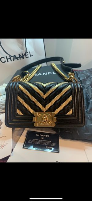 Chanel small boy bag NEW YORK 1-DAY SALE ONLY for Sale in Queens, NY