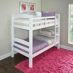 White bunk beds for Sale in Meggett, SC
