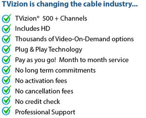 500+ HD Channels | 3 days free | No Contracts | for Sale in Tempe, AZ