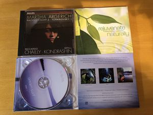 4 CDs : Solitude and classic for Sale in Troy, MI