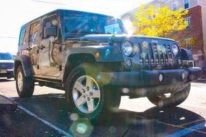 2014 Jeep Wrangler for Sale in Newark, NJ