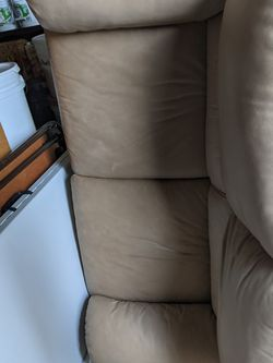 Leather Loveseat for Sale in Salem,  OR
