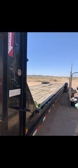 2014 PJ Trailer 40' deck for Sale in Casa Grande, AZ