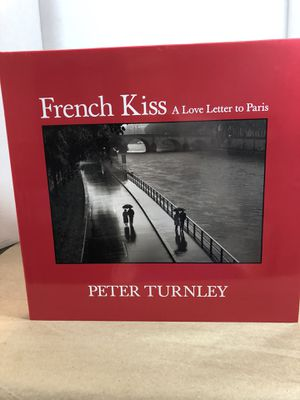 Peter turnley French kiss book signed!!! for Sale in Fort Myers, FL