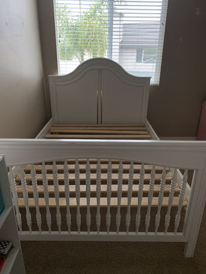 Young America by Stanley Furniture Full Bed Frame for Sale in Murrieta, CA