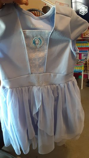 Kids Dress Frozen Elsa for Sale in Laveen Village, AZ