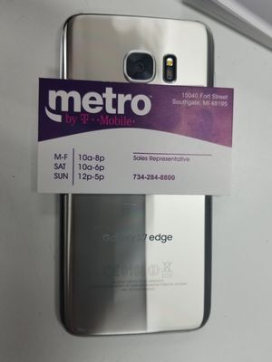 Samsung s7 edge for Sale in Riverview, MI