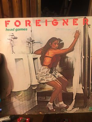 Foreigner record for Sale in Clay, WV
