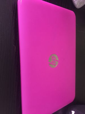 Hp stream notebook hot pink for Sale in Fresno, CA