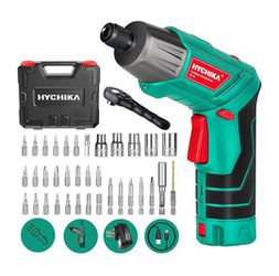 3.6V 2.0Ah Electric Screwdriver Rechargeable Screw Gun, Front LED and Rear Flashlight for Sale in Arlington, TX