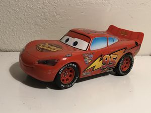 1:18 Scale Disney Pixar Cars Lightning McQueen for Sale in Fresno, CA
