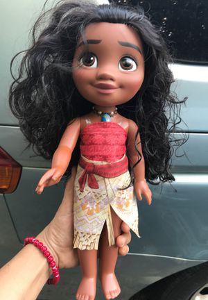 Moana doll for Sale in Austin, TX