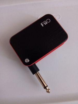 Fiio G01 guitar headphone amplifier for Sale in Los Angeles, CA