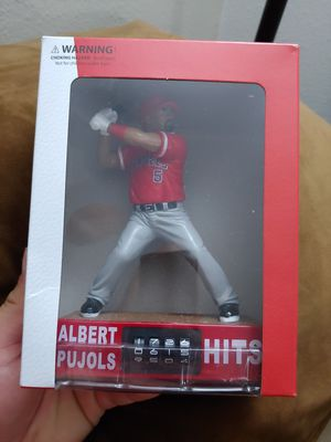 Pujols Action Figure for Sale in Tustin, CA