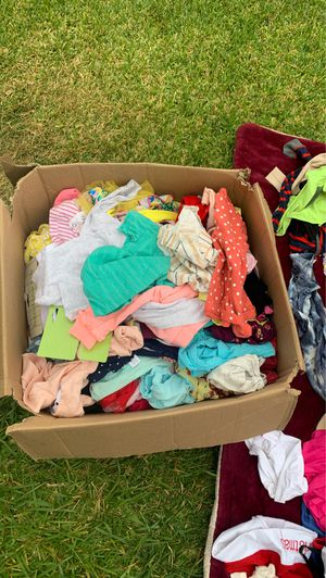 Baby girl clothes 3-9m for Sale in Paramount, CA