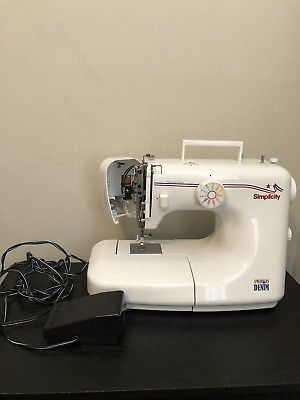 Simplicity Heavy Duty Sewing Machine for Sale in Austin, TX
