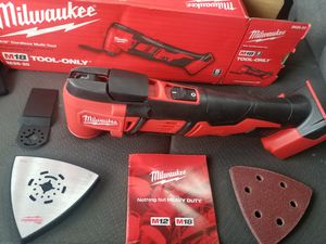M18 Milwaukee Multi Tool Brand NEW !!!! for Sale in Bakersfield, CA
