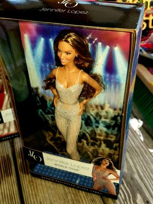 JLO World Tour Barbie Doll for Sale in Dover, FL