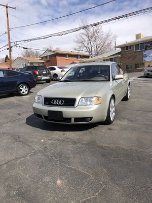 2004 Audi A6 S line 2.7 turbo AWD for Sale in Denver, CO