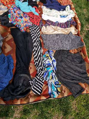 Used clothes sizes small medium large XL XXL bundle for Sale in Takoma Park, MD