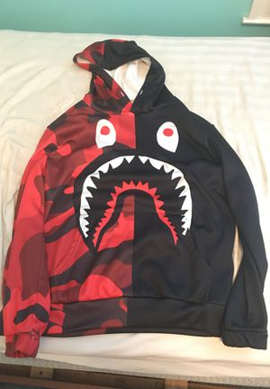 Shark hoodie. size large for Sale in Methuen, MA