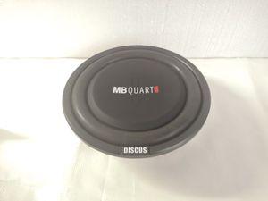 """MB Quart 10"""" slim subwoofer for Sale in Hollywood, FL"""